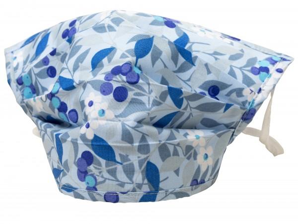 Blaue Masken mit Gummizug 5er/10er/50er Pack