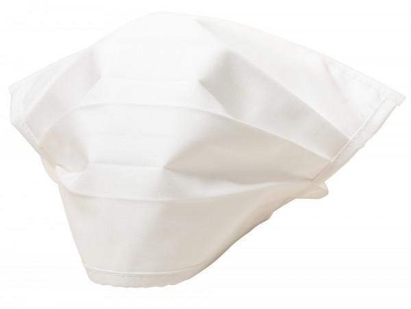 Weiße Masken mit Gummizug 5er/10er/50er Pack