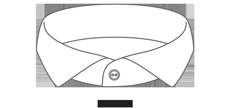 Haifisch-Kragen